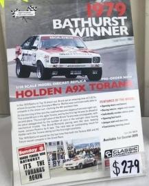A9X Torana