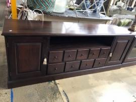 Multi drawer sideboard