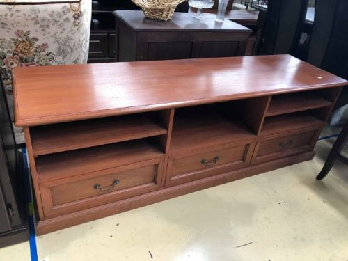 Low line sideboard - Hardwood