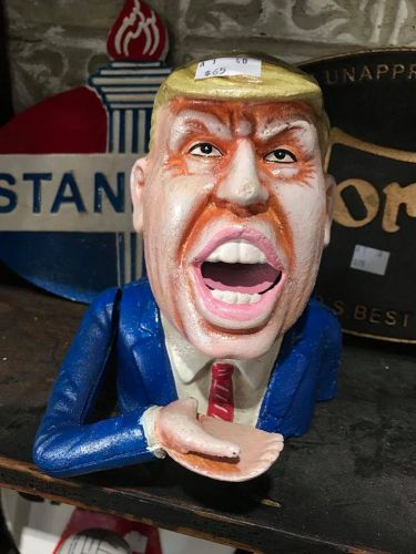 Donald trump money box