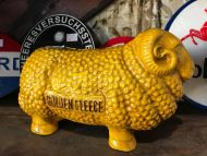 Golden fleece money box