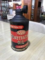Rare GUD Penetrating Oil Tin