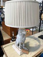 Poodle Lamp