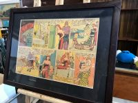 Original 1946 Sunday Newspaper Strip from Lee Falk Estate (with certificate)