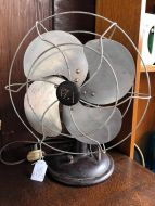 Vintage Bakelite fan
