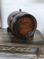 Wooden Port Barrel