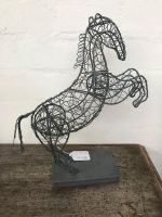 Wire Horse Figure