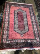 Persian Hand Wooven Wool Rug