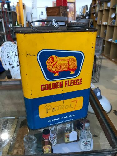 Golden Fleece Tin