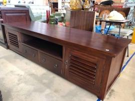 Low line sideboard - Hardwood