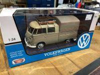 Volkswagen Type 2 Motor Max 1:24 scale