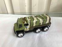 Sonic Landmaster Diecast models - Army truck