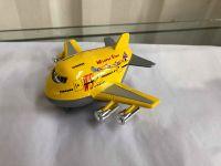 Jumbo Jet Diecast - Yellow