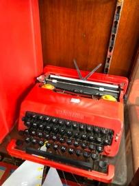 Vintage Valentine Type Writer