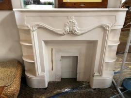 1940s Fireplace Surround