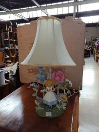 Alice lamp with box