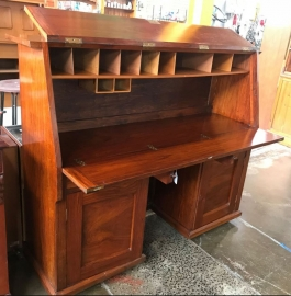 Burlington 1910 Drop Fronted Bureau