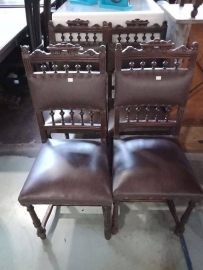 Antique chairs 6 available