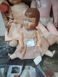 Antique doll