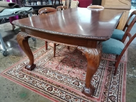 1930's Rojo Chippendale table