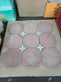Original Victorian tiles. Approx 3sqm