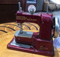 Vulcan Mini Sewing Machine