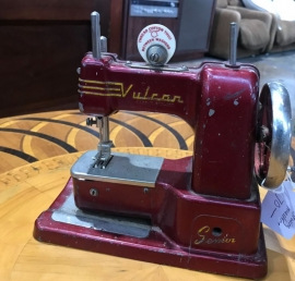Vulcan Mini Sewing Machine