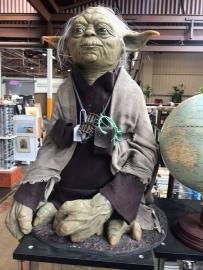 Large Yoda Figure (70cm tall)